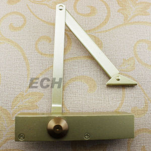 Ec Hardware Beige Door Closer (DEC-2001)