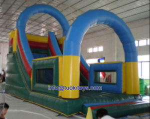 Giant and Big Castle Inflatable Game for Recreational Purpose (A305)