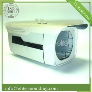 Plastic Injection+ Aluminum Die-Casting Parts/Moulds for Monitor Camera