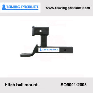 Multipurpose Hitch Ball Mount