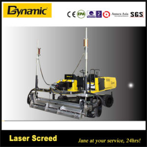 Dynamic Concrete Laser Screed (LS-500) for Sale