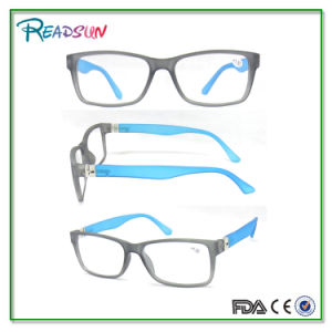 China Good Unisex 180&Deg Spring Hinge PC Reading Glasses pictures & photos