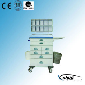 Multi-Function Hospital Medical Emergency Cart (N-5) pictures & photos