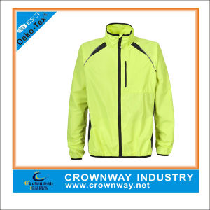 Winter Green Waterproof Anorak Jacket for Men pictures & photos