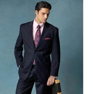 Men Business Suit Wedding