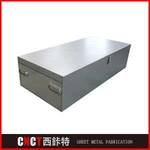 Professional Supplier Custom Iron Tool Box pictures & photos