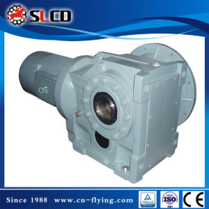 Professional Manufacturer of Kc Series Helical Bevel Speed Reducers for Machine pictures & photos