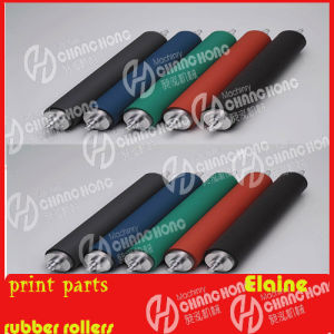 Printing Machine Parts Rubber Roller pictures & photos