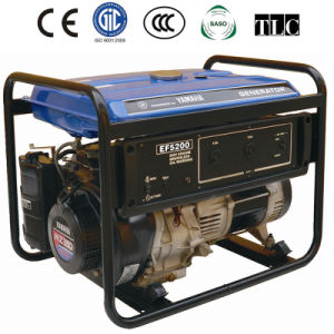 YAMAHA Design Single Phase Gasoline Generator for Lobby pictures & photos
