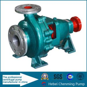 Horizontal Acid Resistant Centrifugal Electric Chemical Pump
