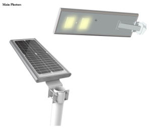 Popular All in One Integrated Solar Street Light pictures & photos