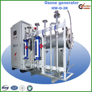 Tannery Wastewater Decolourization 3kg/H Ozone Generator with CE pictures & photos
