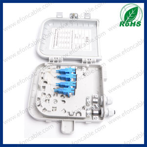 Outdoor FTTH Terminal Box 8 Fibers pictures & photos