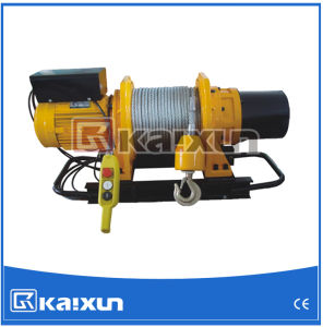 1000kgs Heavy Duty Electric Windlass for Building Tools pictures & photos