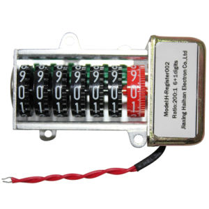 Mechanical Counters 5+1 for Energy Meter pictures & photos