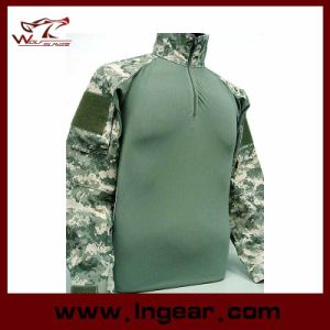 Military Tactical Uniform Camouflage Shirt Airsoft Uniform Frog Suit pictures & photos