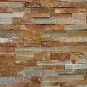 Red Cream, Culture Stone for Wall Cladding