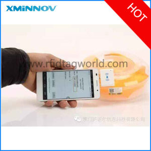 China NFC Audio Jack Reader for Mobile Phone - China Hf NFC