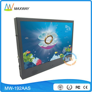 Narrow Frame Thin Type 19 Inch TFT LCD Advertise Display (MW-192AAS) pictures & photos