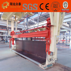 2016 AAC Plant Autoclaved Aerated Concrete Block Making Machine pictures & photos