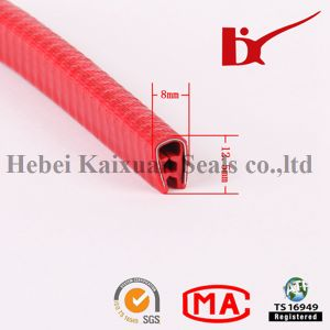 High Quality Cheap Custom Extruded PVC Trim pictures & photos