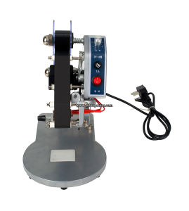 Portable High Speed Inkjet Coding Machine pictures & photos