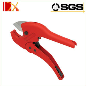 Manganese and Plastic Sprayed PVC Pipe Cutter