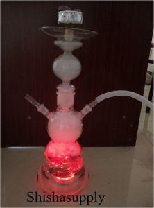 Meduse Hookah Change Color Hookah Smoke All Glass Hookah Blow Hookah Supply  in Cheap Price