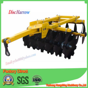 Agricultural Machinery Disc Harrow for Yto Tractor Cultivator pictures & photos