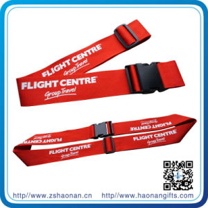 2015 Promotional Items Luggage Strap with Customised Logo (HN-LE-006) pictures & photos