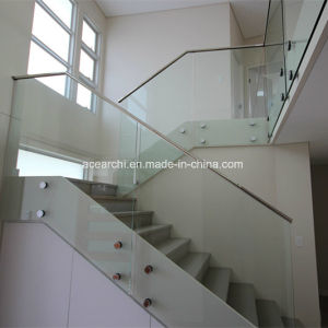 China Glass Stair Railing, Glass Stair Railing Manufacturers, Suppliers |  Made In China.com