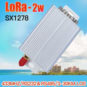 China 2W Lora 433MHz Transceiver Module Sx1278 30km Lora