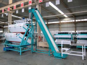 Hons+ Leading Technology Touch Type Operation Interface Tea Color Sorter pictures & photos