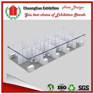 Trade Show Standard Portable Aluminum Exhibition Booth 3X3m pictures & photos