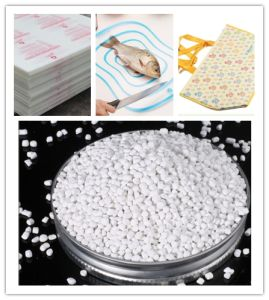 White Masterbatch Plastic Injection Grade