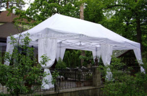 3m X 6m (10FT X 20FT) Pop up Gazebo for Garden Shade