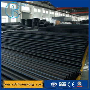 HDPE Plastic Water Poly Pipe pictures & photos