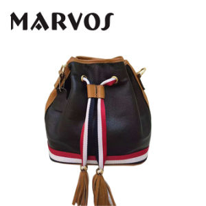 China Wholesale Leather Handbag / Lady′s Tote Handbag Ma1651