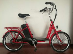 "Hot Selling Electric Bike Bicycle with 20"" pictures & photos"
