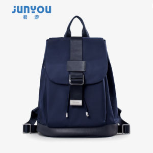Fashion Super Capacity Waterproof Nylon Lady Backpack pictures & photos