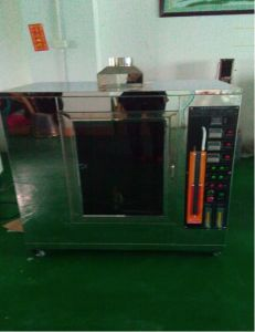 Ventical Horizontal Cable and Wire Flammability Testing Machine