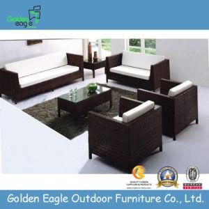 Comfortable Pe Rattan Sofa