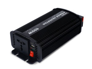 400W car 12V 24V to 220V modifid sine wave power inverter from 13year factory pictures & photos