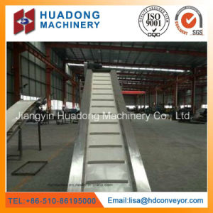 Stainless Steel Inclined Belt Conveyor pictures & photos