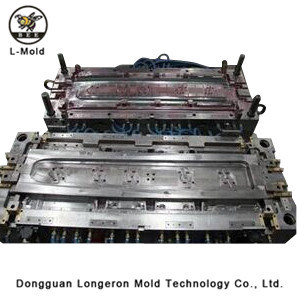 ISO Standard High Precise Plastic Injection Mold pictures & photos