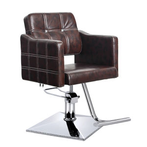 Salon Hair Equipment Salon Chair Styling Chair Woman Barber Chair pictures & photos