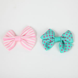 Fashion Grosgrain Ribbon Bow for Gift