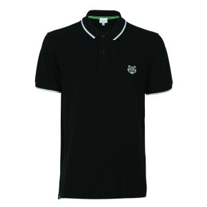 Men Pique Fabric Embroidered Custom Polo Shirts pictures & photos