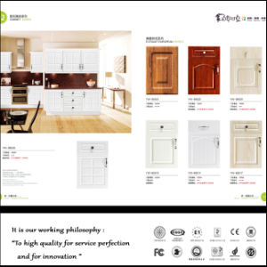 Shaker Styles White Cabinet Doors for Ameriacan Market pictures & photos