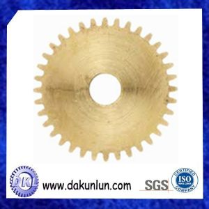 Customized Brass Transmission Gear From China